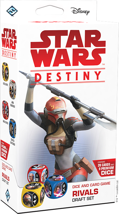 Star Wars Destiny: Draft Set-Star Wars-Multizone: Comics And Games | Multizone: Comics And Games