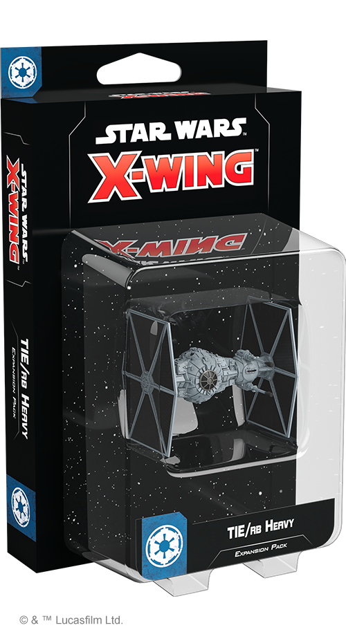 X-wing: Tie/RB Heavy | Multizone: Comics And Games