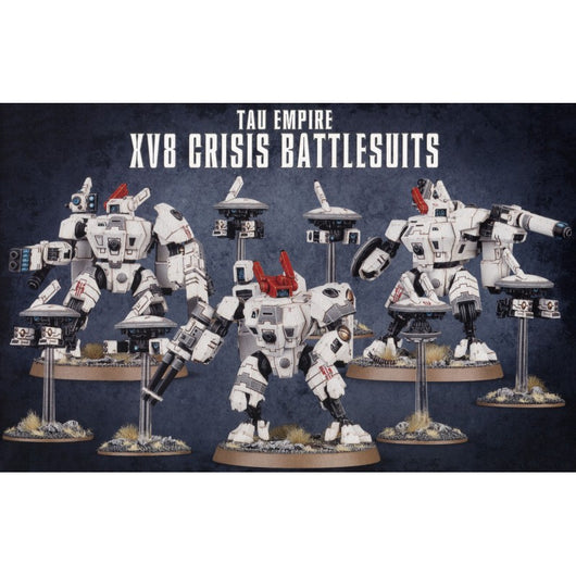 XV8 Crisis Battlesuit-Warhammer 40k-Multizone: Comics And Games