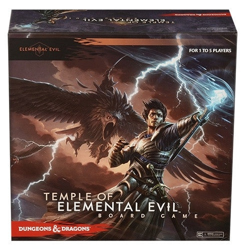 D&D: Temple of Elemental Evil (ENG)