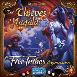 Five Tribes: Thieves of Naquala exp.-Board game-Multizone: Comics And Games | Multizone: Comics And Games