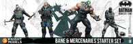 BANE & MERCENARIES STARTER SET-Batman Miniature Game-Multizone: Comics And Games
