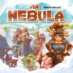 Via Nebula (ENG)-Board game-Multizone: Comics And Games | Multizone: Comics And Games