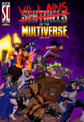 Villains of the Multiverse (ENG)