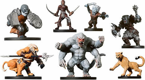 D&D/Pathfinder Figurines-Dungeons & Dragons-Multizone: Comics And Games | Multizone: Comics And Games