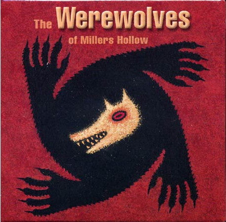 Werewolves of Miller's Hollow-card game-Multizone: Comics And Games | Multizone: Comics And Games