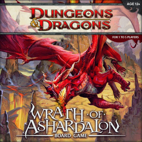 D&D: Wrath of Ashardalon-Board game-Multizone: Comics And Games | Multizone: Comics And Games