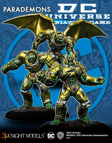 Parademon Invasion Force-Batman Miniature Game-Multizone: Comics And Games | Multizone: Comics And Games