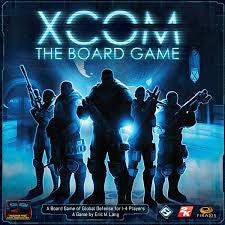 X-Com (ENG)-Board game-Multizone: Comics And Games | Multizone: Comics And Games