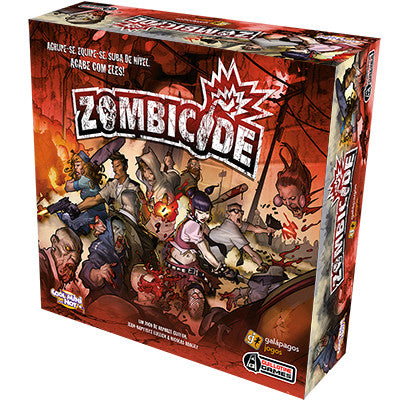 Zombicide ENG-Board Game-Multizone: Comics And Games | Multizone: Comics And Games