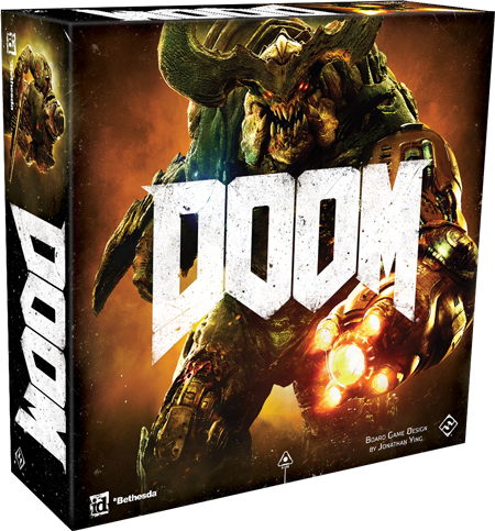 DOOM-Board game-Multizone: Comics And Games | Multizone: Comics And Games