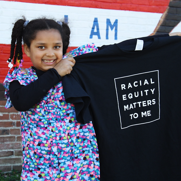 Racial Equity Short-Sleeve Tee
