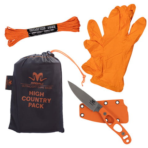 Backcountry Kill Kit