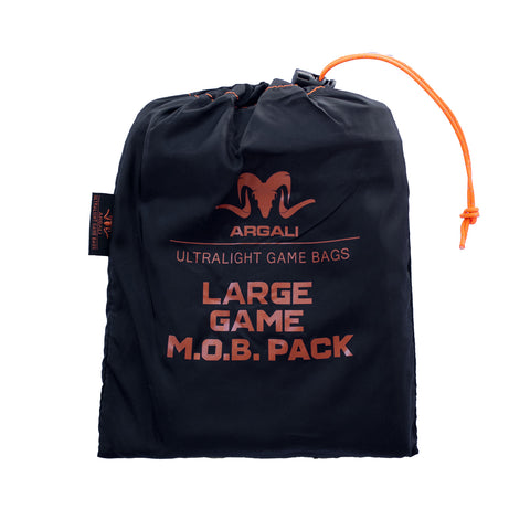 Argali Large game MOB pack ultralight game bags