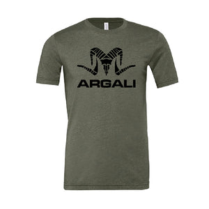 Argali Pinnacle Tee OD Green