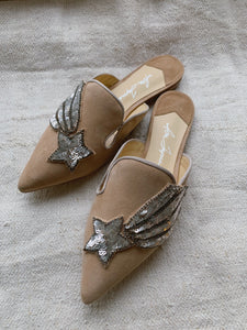 Canova Summer Sand with Sequins