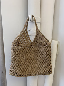 Day Bikini Bag / Natural