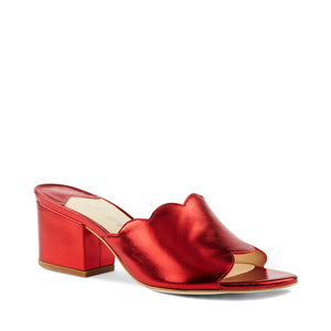 Chiqui Metallic Red
