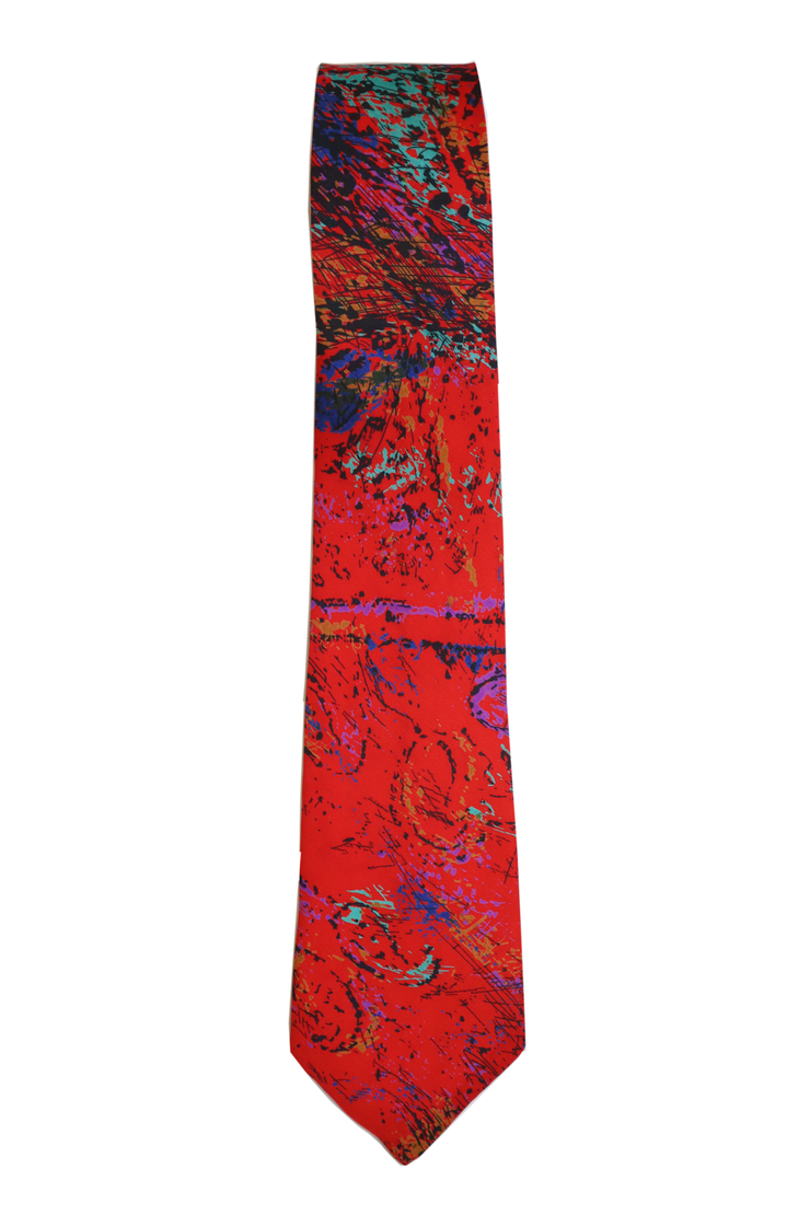 Nathan 1990s Tie