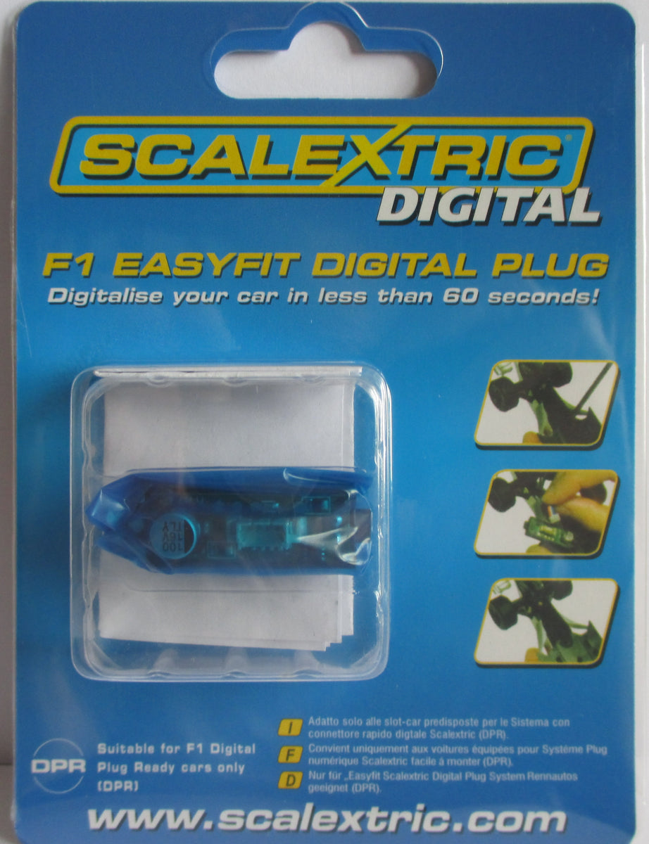 Scalextric C8516 Digital Plug For Single Seat Cars 1:32 Scale