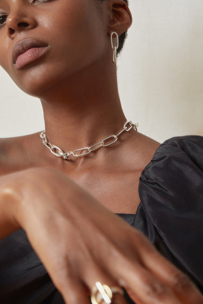 BOVARY CHAIN NECKLACE