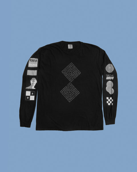 Illusion Long Sleeve Tee