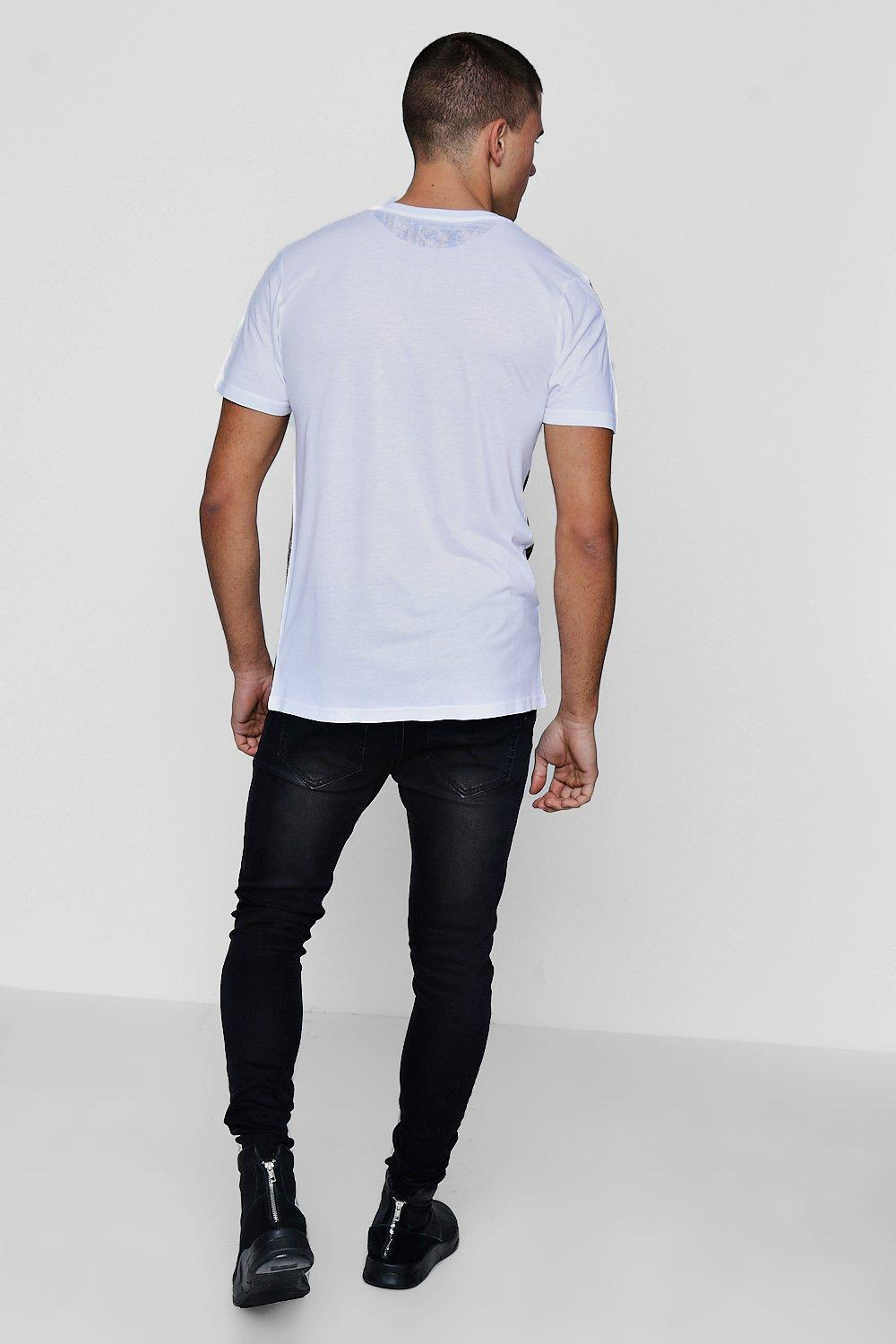 BAQUARRD GRAPHIC TEE