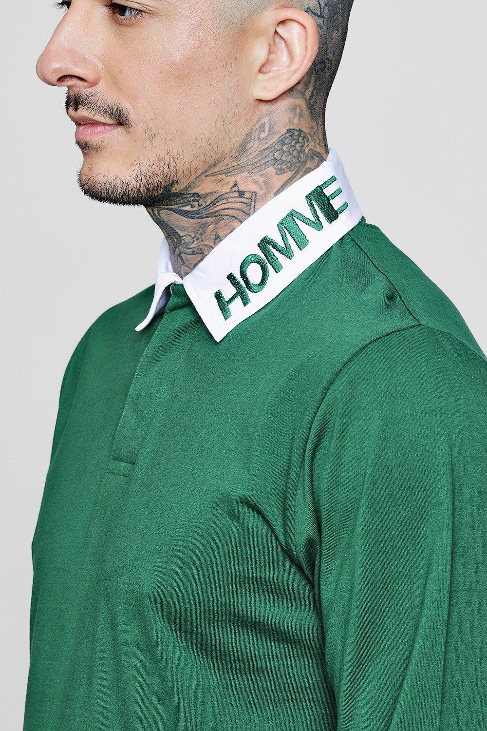 HOMMEE RUGBY SHIRT