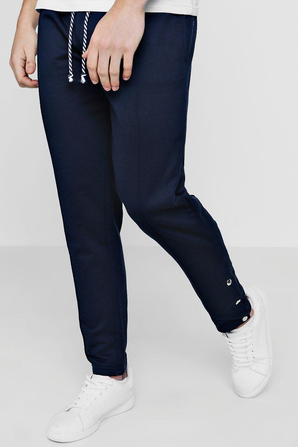 POPPER JOGGER PANT - The Executive Line