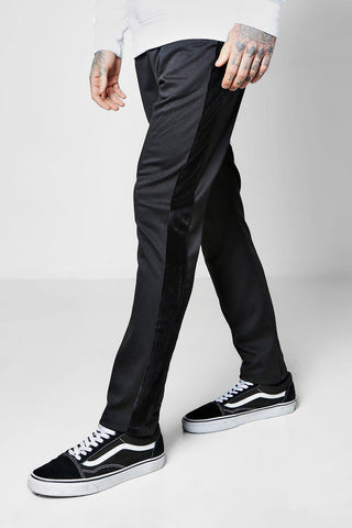 AUTUMN STRIPE VARSITY PANT