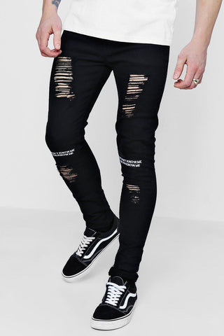 FLANNEL RING JOGGER PANT