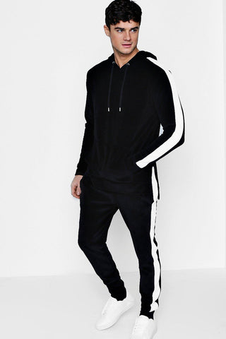 CUT AND SEW TRACKSUIT