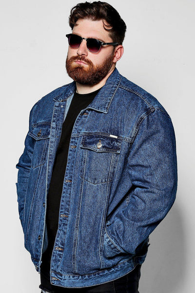 B&T VINTAGE DENIM JACKET