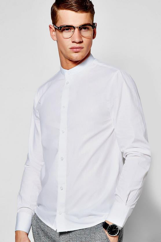 FRENCH COLLAR BUTTON DOWN - The Executive Line
