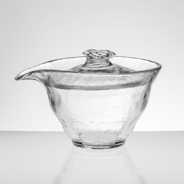 Crystal Gaiwan (Tea Pot)
