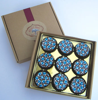 Cake Truffles: Double Chocolate Box