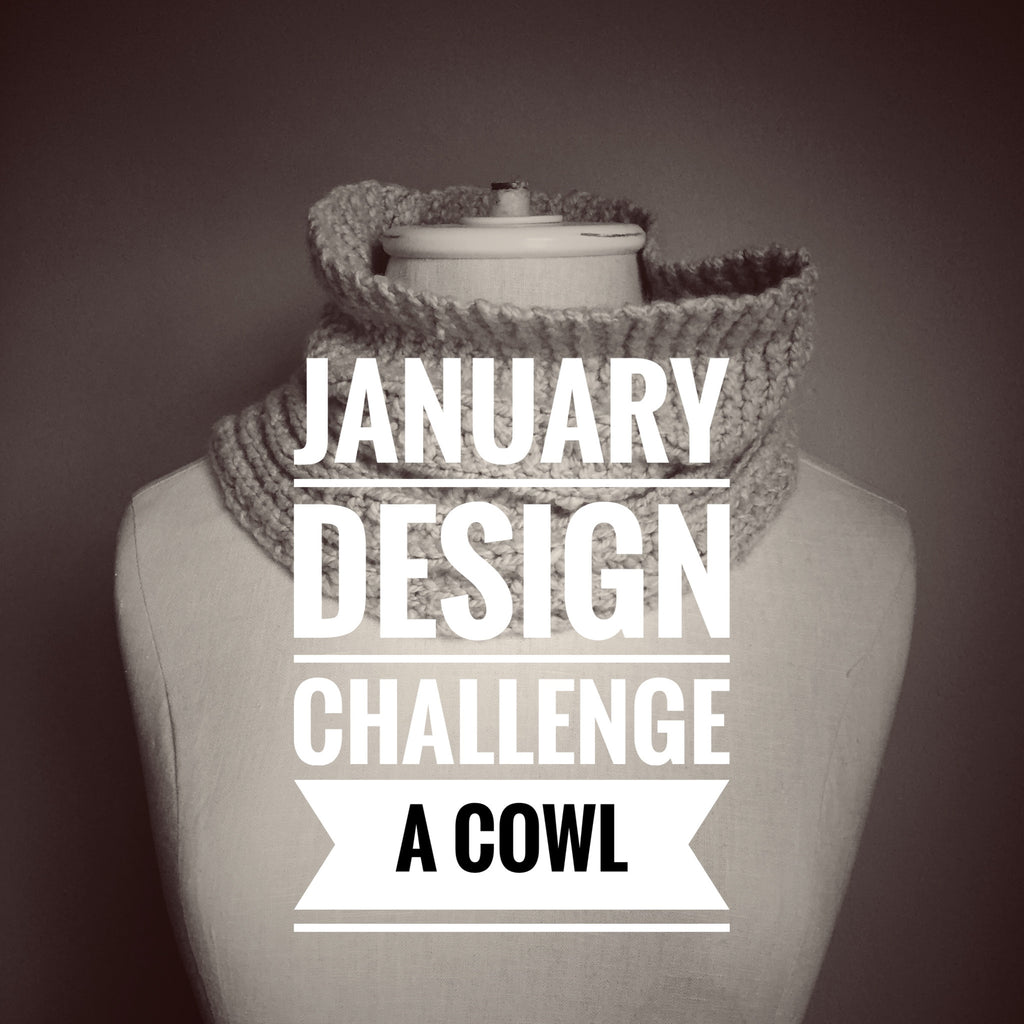 January Design Challenge - A COWL
