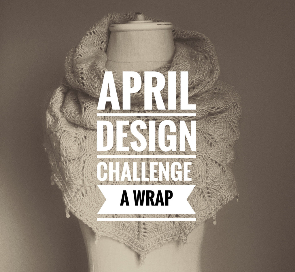 April Design Challenge - a Wrap