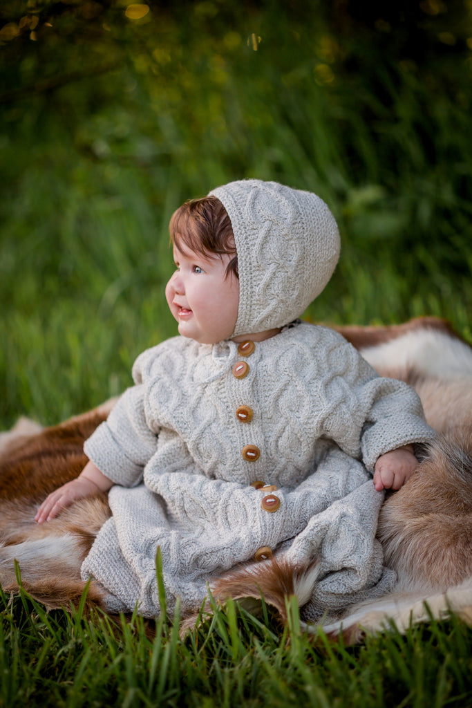 Meadowsweet Sleep Sack & Bonnet