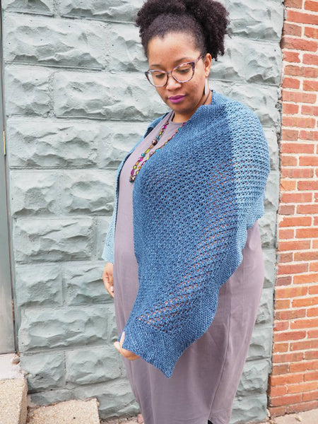 Silver Indigo Wrap Kit