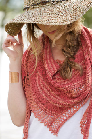 Forever Summer Shawl Kit