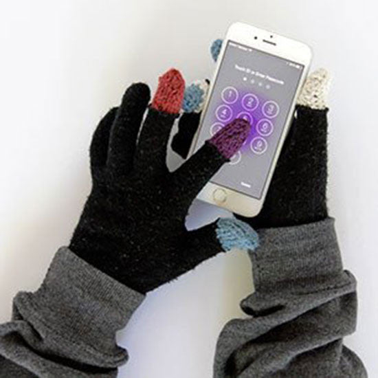 Touchscreen Thimble Knitting Kit