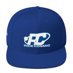 REP BIKELIFE Flat Bill Snapback [royal blue]
