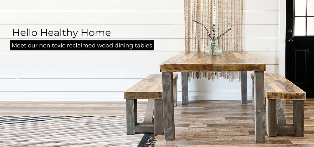 Non Toxic Dining Table