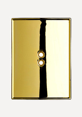 Gold Rectangle Shield