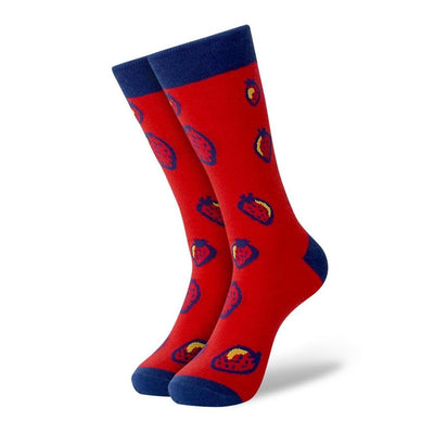 Strawberry Kids Socks Bokkie