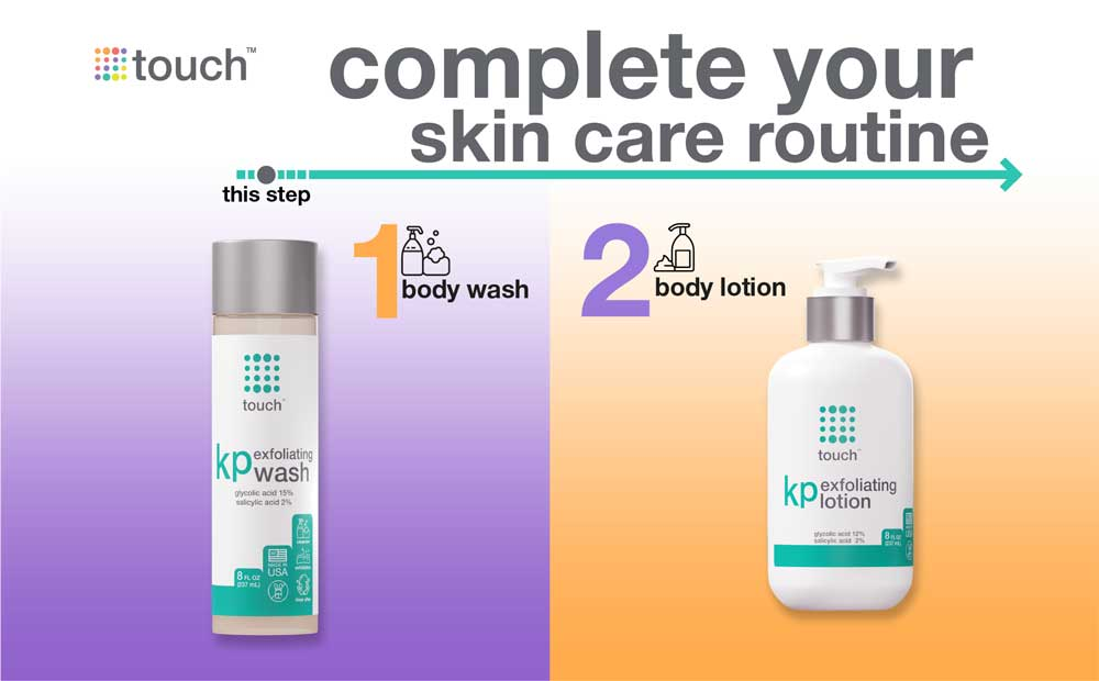 KP treatment - Touch Skin Care
