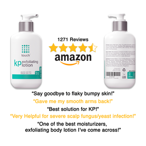 Keratosis Pilaris Exfoliating Lotion