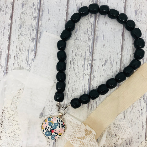 Black Essential Necklace