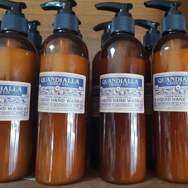 500mL Lemon Eucalyptus Hand Wash